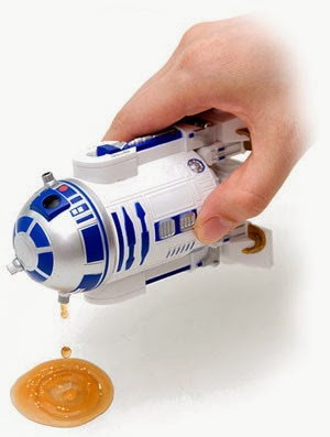 Awesome R2-D2 Gadgets and Gifts - R2-D2 Soy Sauce Bottle (15) 7