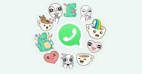 cara buat stiker sendiri WhatsApp
