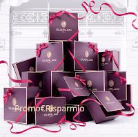 Logo Gioca e vinci gratis i kit di prodotti Guerlain