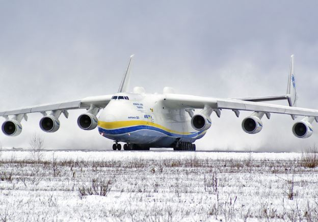 Antonov An-225 specs