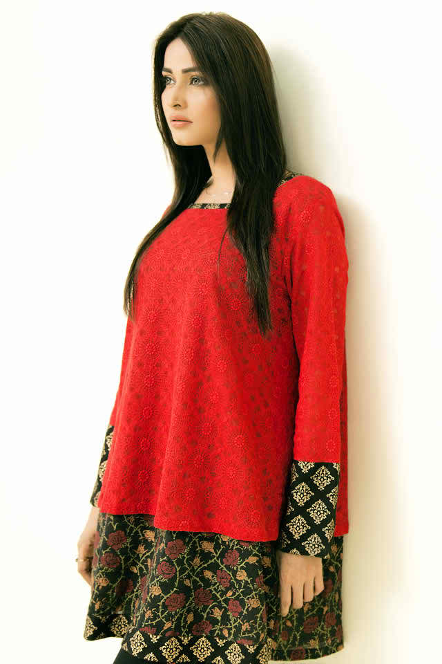 House of Ittehad Vintage Love 2016 Valentine's Day Collection