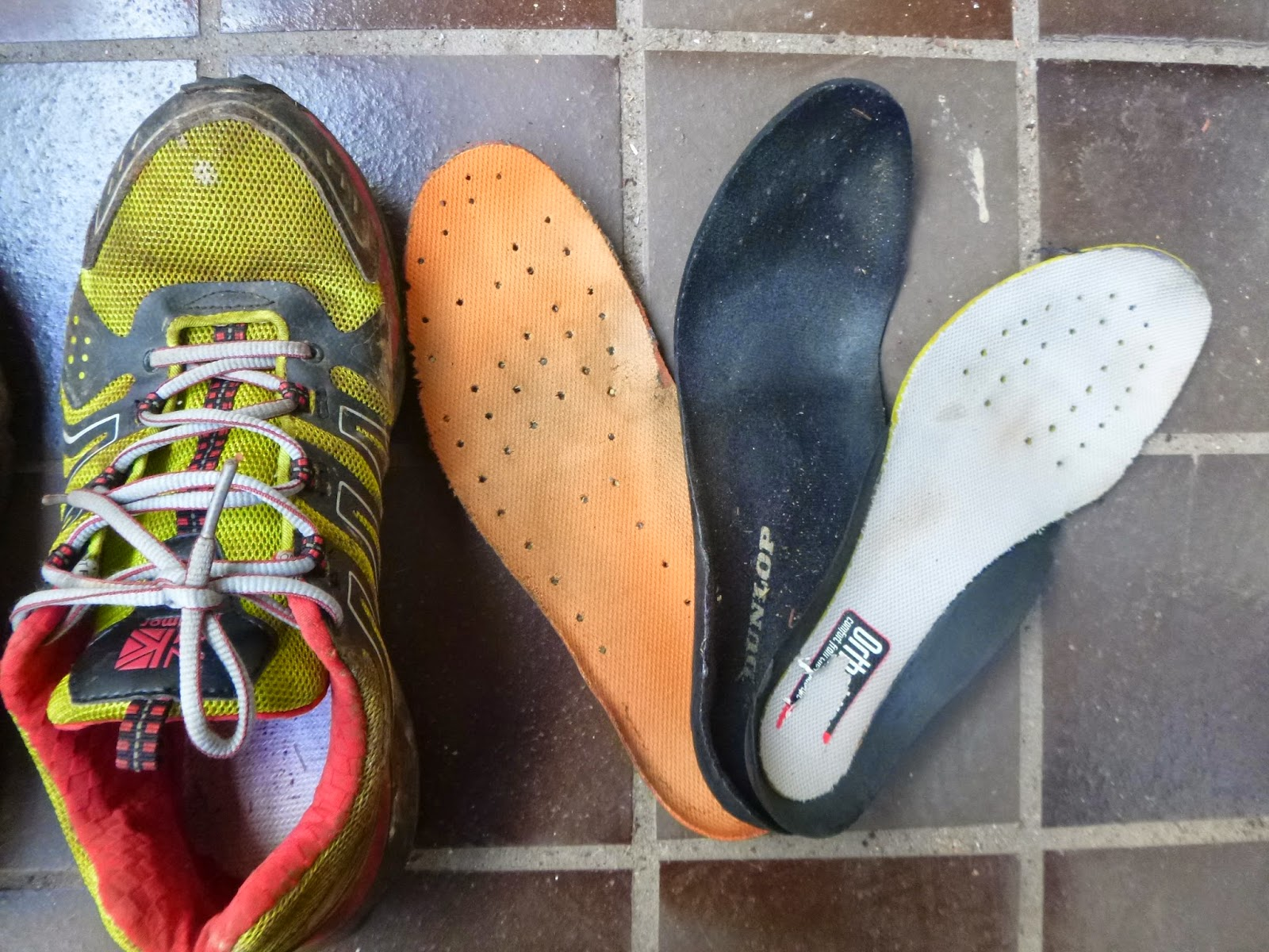 Excel  Support Karrimor Running Shoes Review