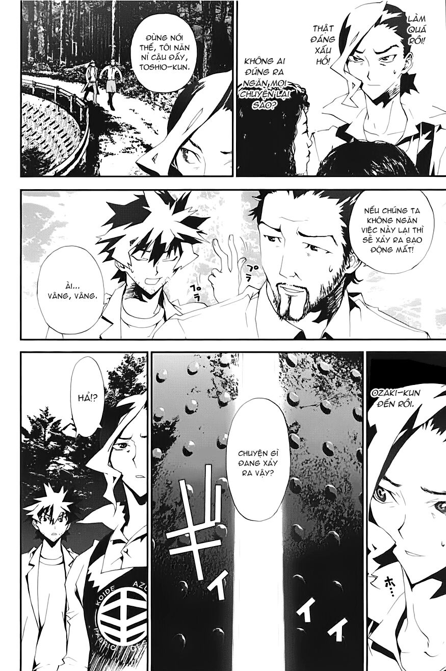 Shiki chapter 13 trang 33