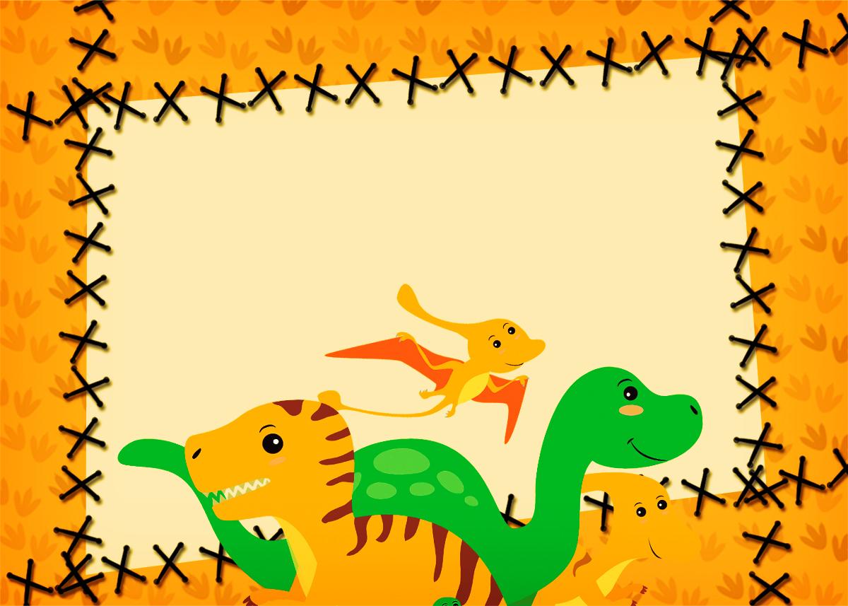 Fiesta De Dinosaurios Invitaciones De Cumpleaños Para Imprimir Gratis Ideas Y Material Gratis Para Fiestas Y Celebraciones Oh My Fiesta
