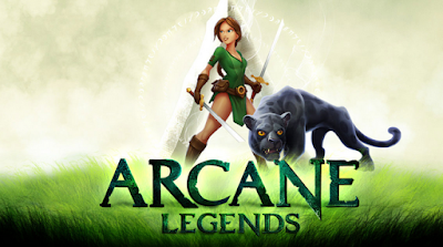 Game android Arcane Legend terbaru