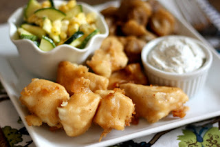 Готовим кляр для рыбы - рецепты и советы