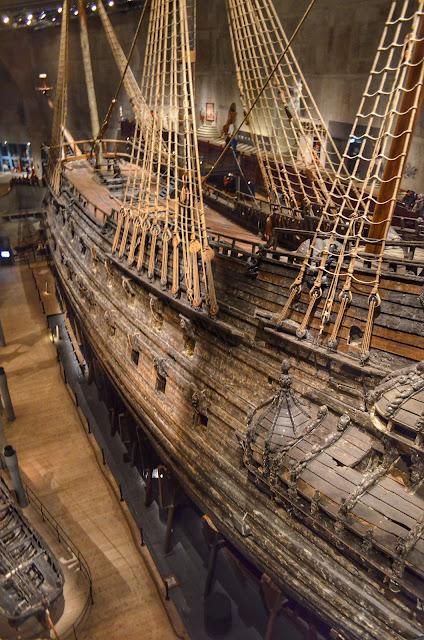 музей васа стокгольм, васа корабль, достопримечательности швеции