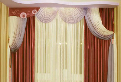 latest modern curtains designs for living room interior decor 2018
