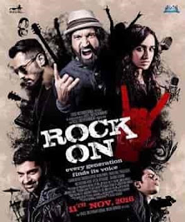 Review : Rock on 2 - movie will disappoint you