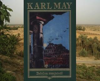 Karl May Babilon romjainál könyv jellemzése