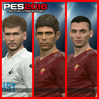PES 2016 Option File Update Transfer Untill 08/08/2016 by Fadli