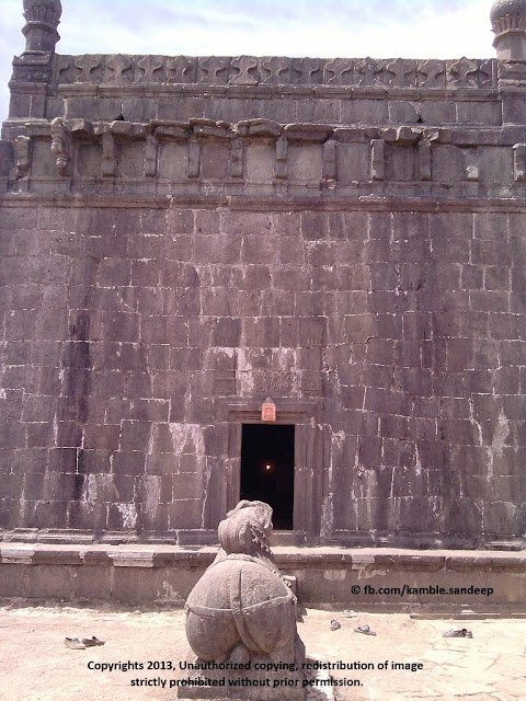 Jagdishwar Temple (Mandir) Raigad Fort