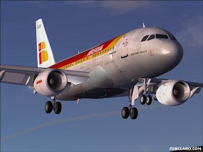Iberia din Madrid