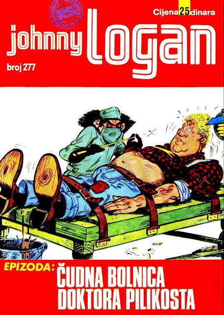 Cudna Bolnica Doktora Pilikosta - Johnny Logan