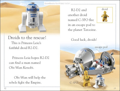 sample page #2 from Lego Star Wars -- A NEW HOPE  by Emma Grange