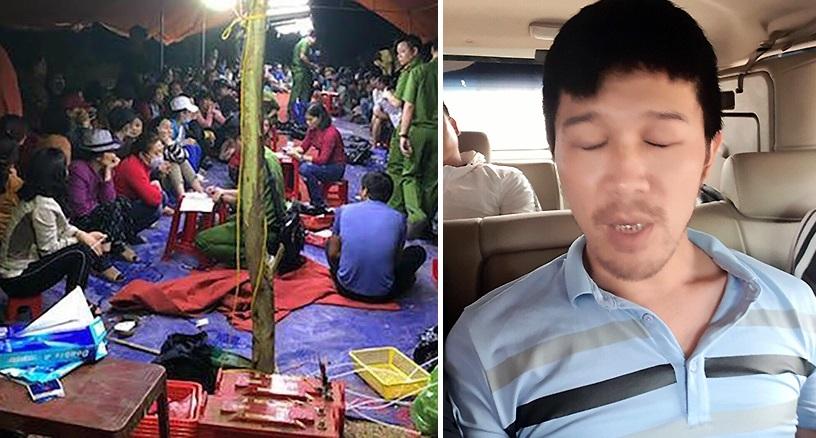 """Gia Lai: Bộ Công an """"đột kích"""" sòng bạc lớn nhất Tây Nguyên, nổ súng bắt hàng trăm con bạc"""