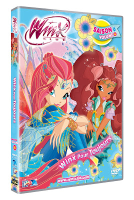 WINX CLUB SAISON 6 VOLUME 4