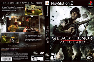 Cheat Medal Of Honor: Vanguard PS2 Bahasa Indonesia