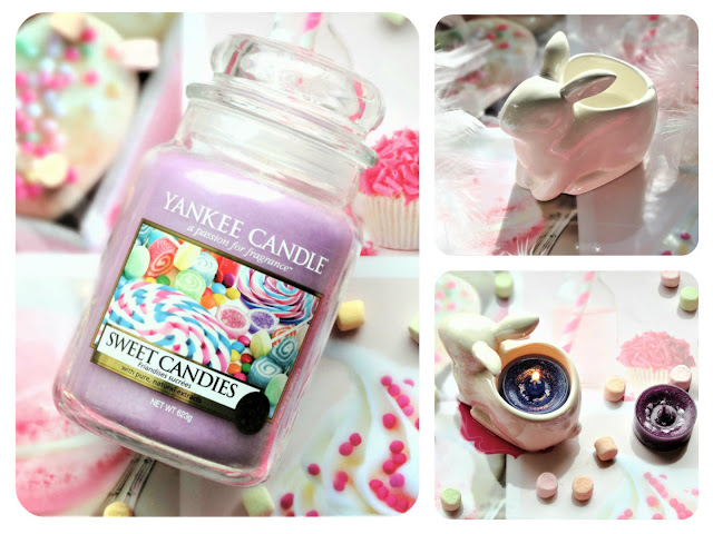 avis Ma Box Yankee Candle de Ma Boutique Yankee (Mars 2018), box yankee candle, box bougie, blog bougie, sweet candies yankee candle