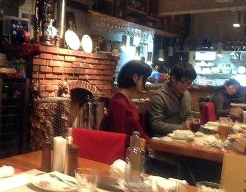 Tio Pepe Spanish Restaurant Kyoto.