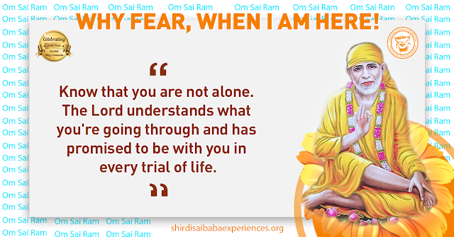 Shirdi Sai Baba Blessings - Experiences Part 2540