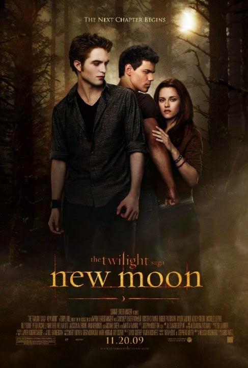 Twilight Saga New Moon (2009) ταινιες online seires xrysoi greek subs