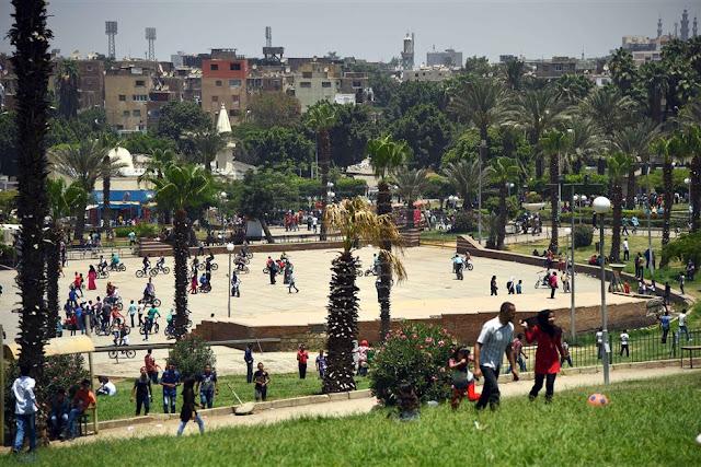 الأماكن التي يمكنك زيارتها في اليوم التاسع عشر من شهر رمضان.. مسابقة للأطفال بحديقة الفسطاط وإنشاد ديني  بقبة الغوري