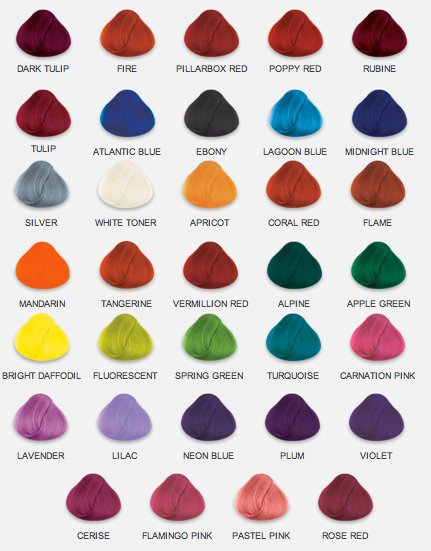 Cute Hair Dye Colors | Find your Perfect Hair Style