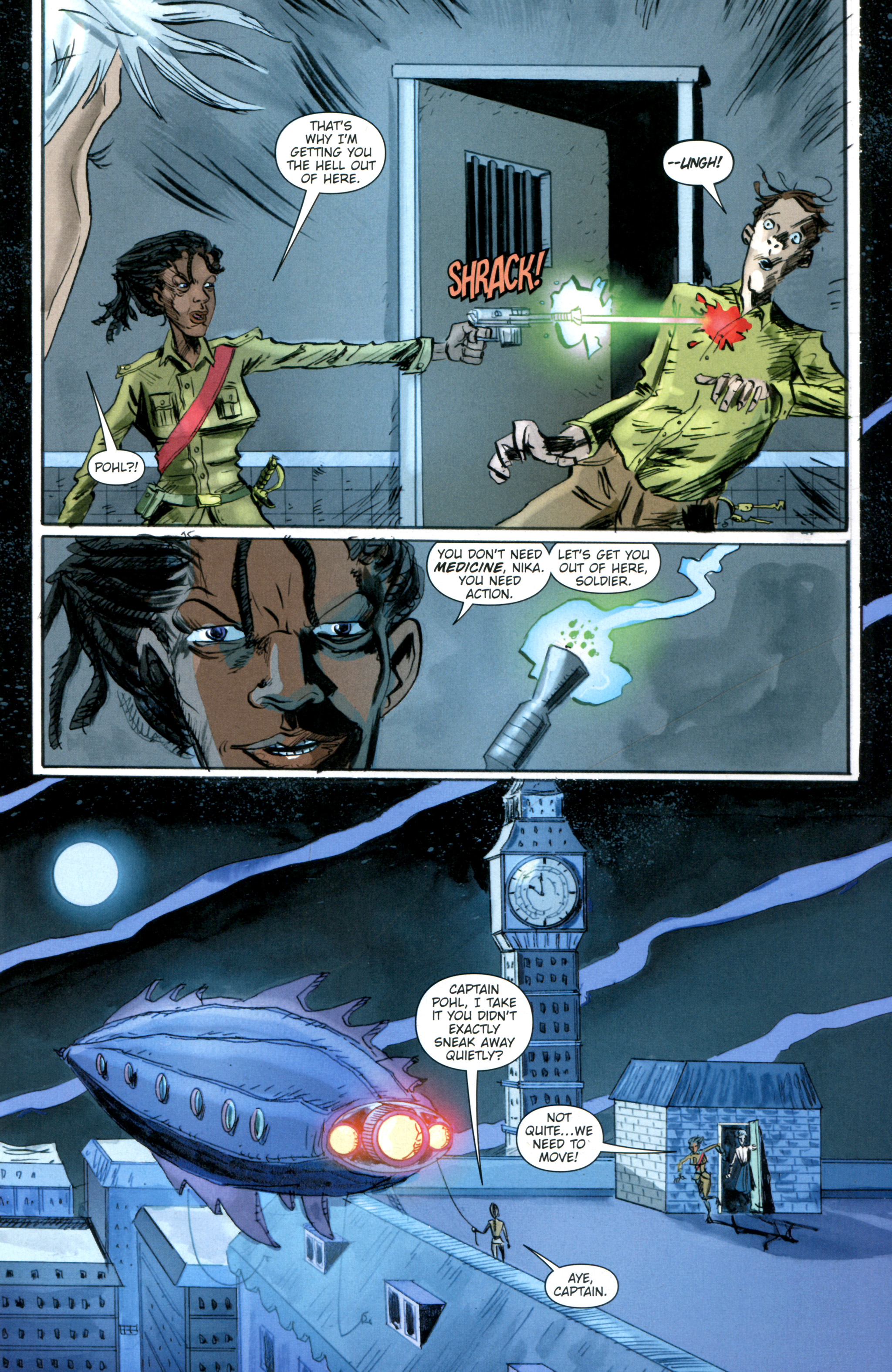 Read online Trillium comic -  Issue #6 - 13