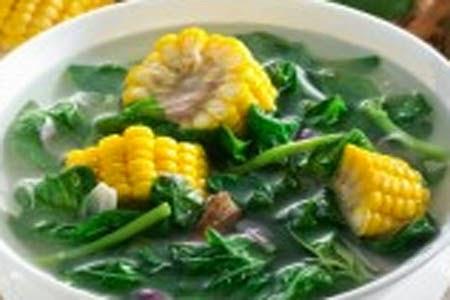 Resep Sayur Bening Bayam Jagung Sederhana