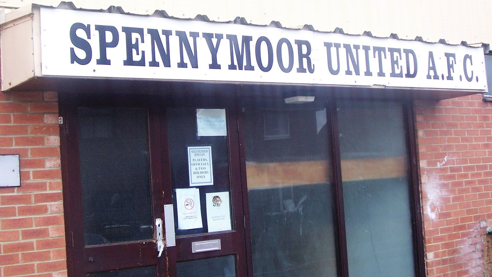 The Wycombe Wanderer: Spennymoor Town - Brewery Field