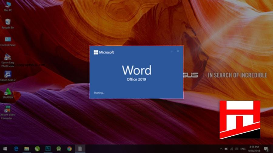 Cara Install dan Aktivasi Microsoft Office 2019 Pro