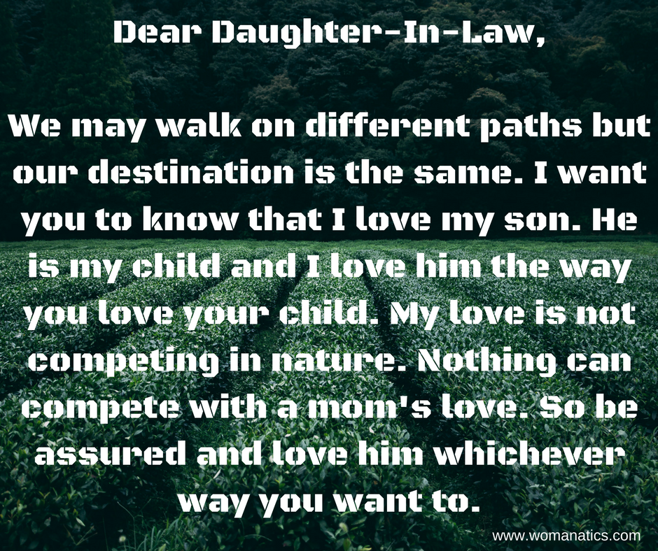 Daughter In Law Quotes | Here S Why A Good Indian Daughter And A Good Indian Mom Don T Get