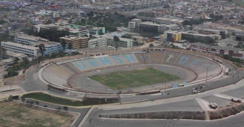 UNMSM: Municipalidad de Lima otorgó licencia para remodelar el estadio de la Universidad San Marcos - www.unmsm.edu.pe