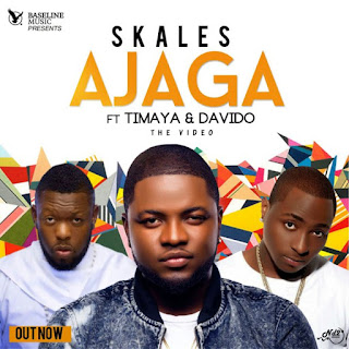 "VIDEO: Skales - ""Ajaga"" Ft. Davido & Timaya"