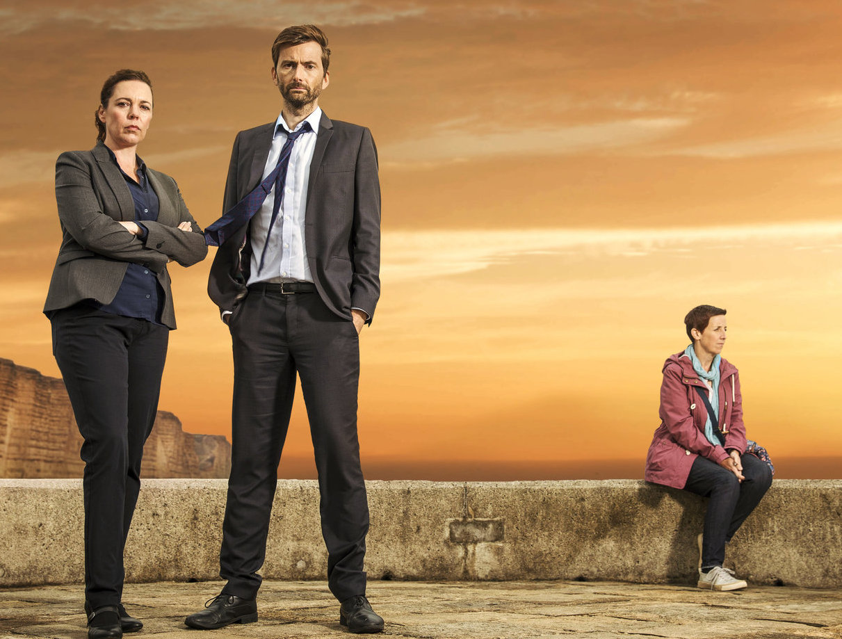 Final Series Of Broadchurch Scoops Best Crime Drama At The NTAs