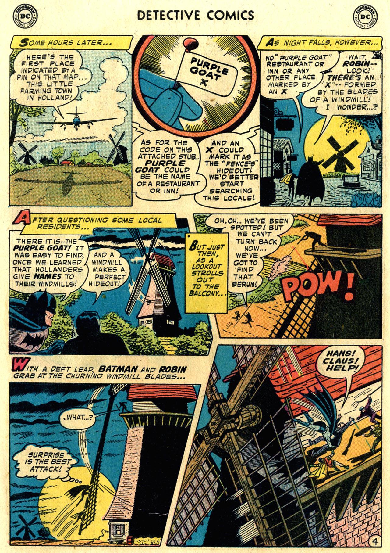 Read online Detective Comics (1937) comic -  Issue #248 - 6