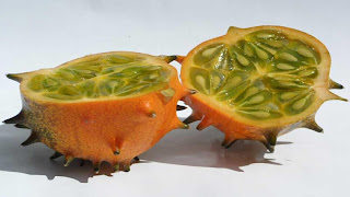 Horned melon fruit images wallpaper