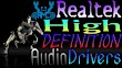 Realtek High Definition Audio Drivers 6.0.1.8644 WHQL