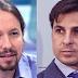 El torero Fran Rivera apoya a Vox y estalla contra Pablo Iglesias