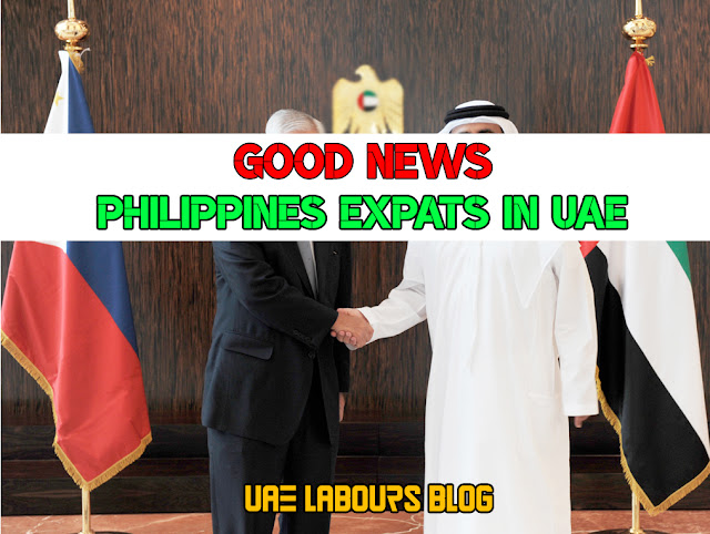 UAE and Filipino issues, Philippines Law in UAE, UAE Ban for Philippines expats