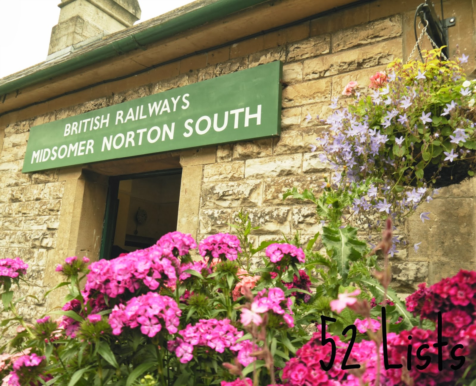 Midsomer Norton South Station