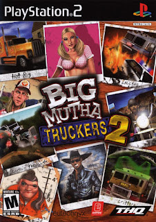 Big Mutha Trucker 2 Ps2