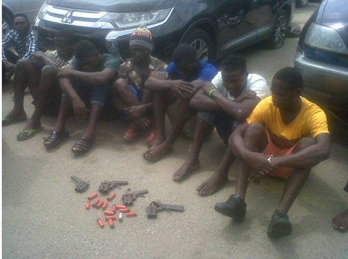 Businessmen Who Are Secret Armed Robbers Arrested In Lagos