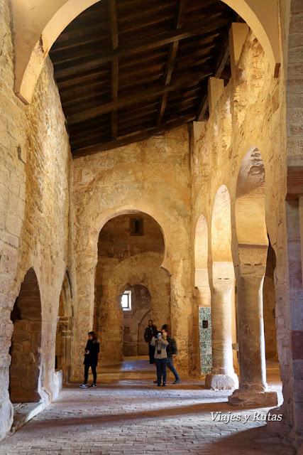 Monasterio de Suso, San Millán de la Cogolla, La Rioja