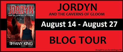 Jordyn and the Cavern of Gloom Blog Tour Stop