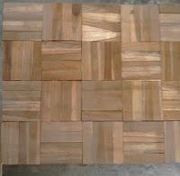lamparquet kayu jati