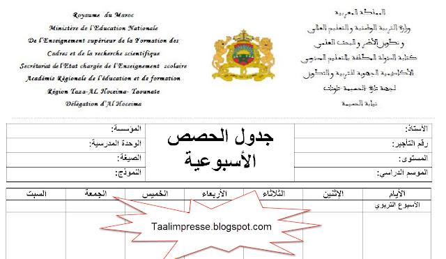 نماذج استعمالات الزمن لجميع المستويات والصيغ من إعداد الأستاذ محمد ملوك مفتش تربوي للتعليم الإبتدائي