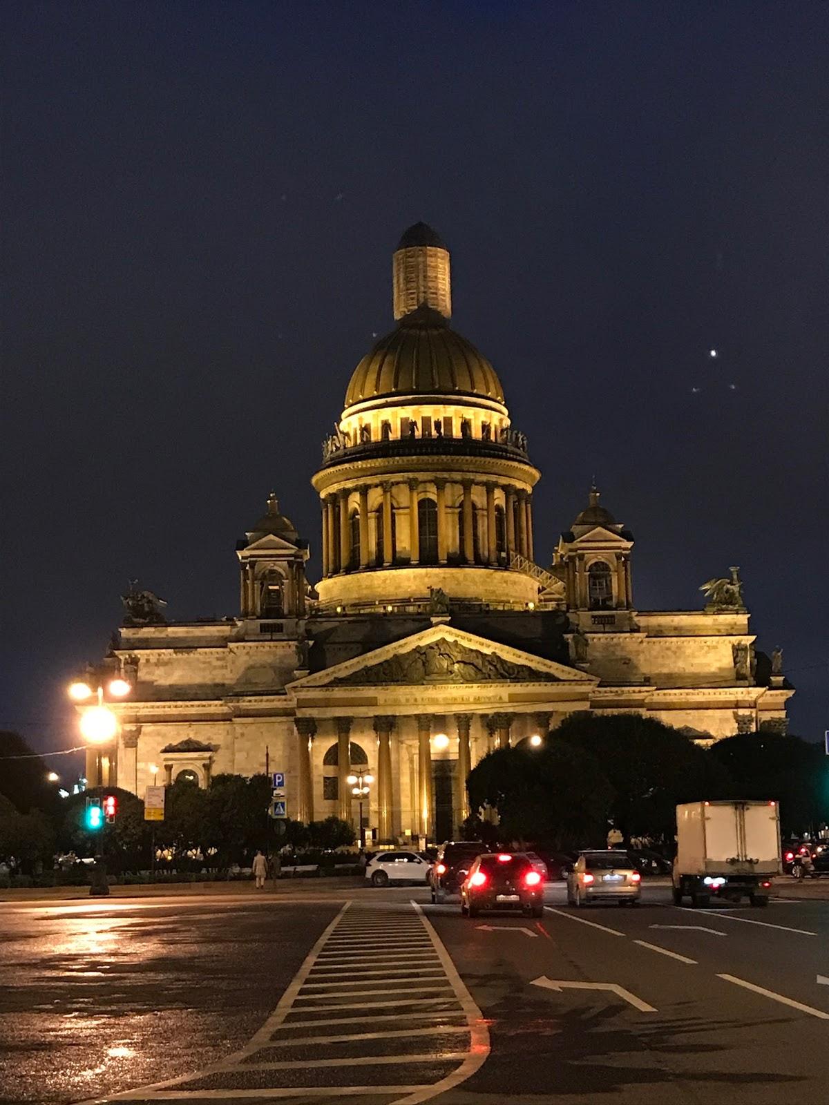 Catedral de St. Isaac
