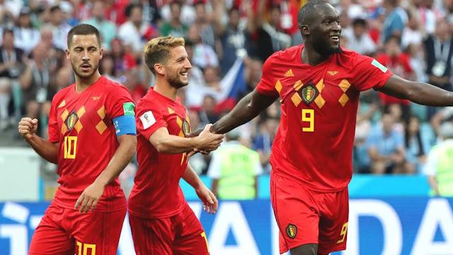 Lukaku score twice in Belgium 3-0 win against Panama